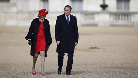 Терезу Мэй поддерживают 62% жителей Великобритании