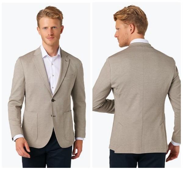 Светлый мужской пиджак