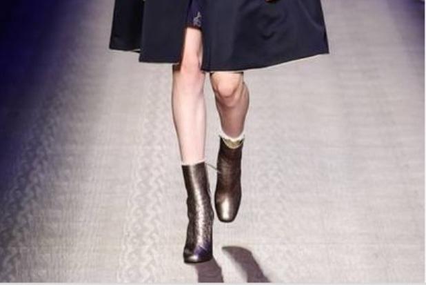 Модная обувь 2016-2017