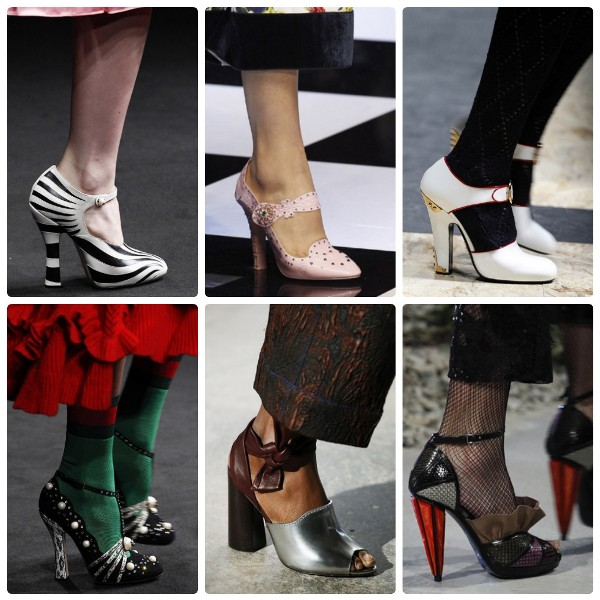 Модные туфли 2017-2017 с ремешками на лодыжке