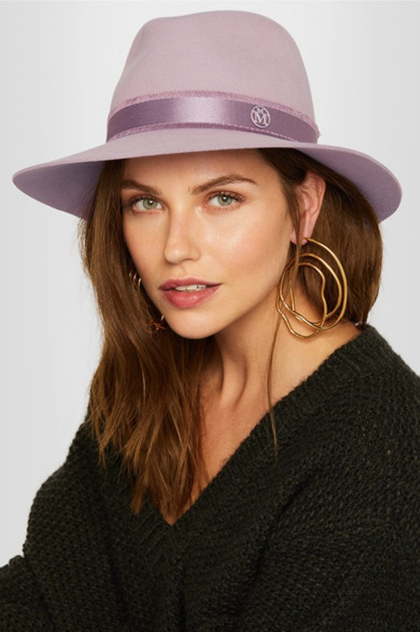 Дизайнерская шляпа Maison Michel