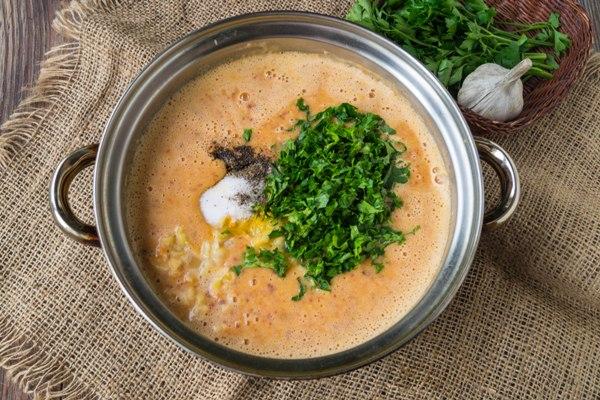 Суп гороховый в мультиварке редмонды с фото