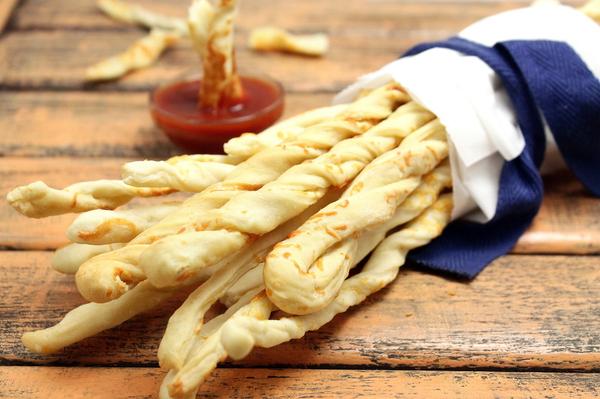 Итальянские хлебные палочки
