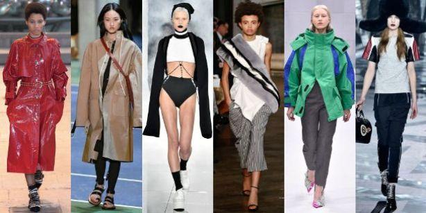 Зимняя мода 2016-2017