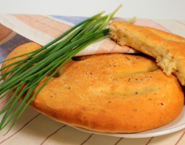 Фугасс. Французский хлеб