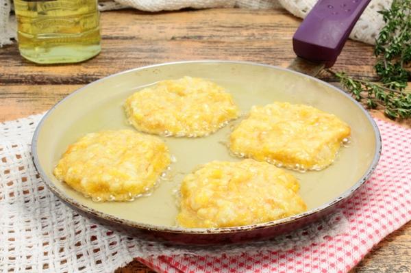 Оладьи с тыквы и творога рецепт пошагово