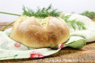Дмашний хлеб из пшеницы в духовке