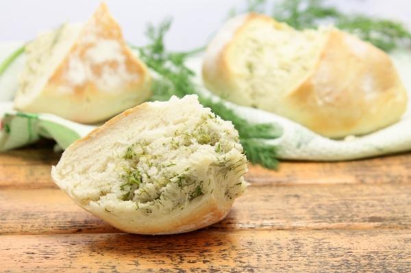 Хлеб из пшеничной муки в духовке