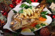 Рыба для рождественского стола