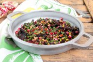 Марокканский салат из свеклы