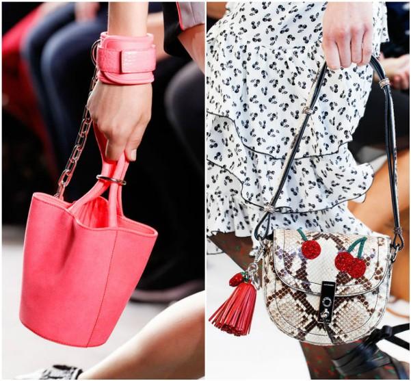 Маленькие сумки Alexander Wang, Altuzarra