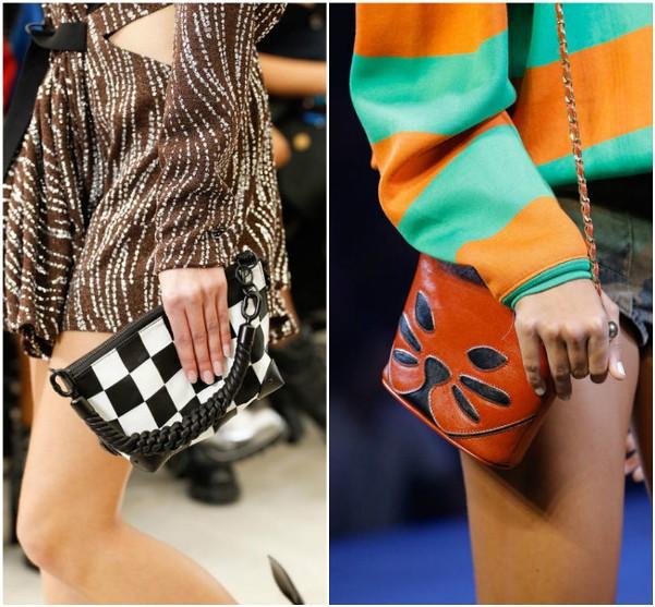 Маленькие сумки Celine, Marc Jacobs
