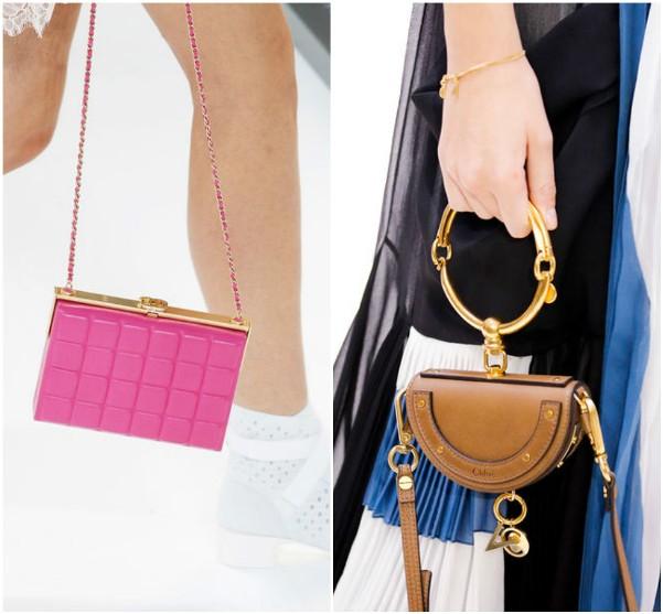 Мааленькие сумки Chanel-Chloe