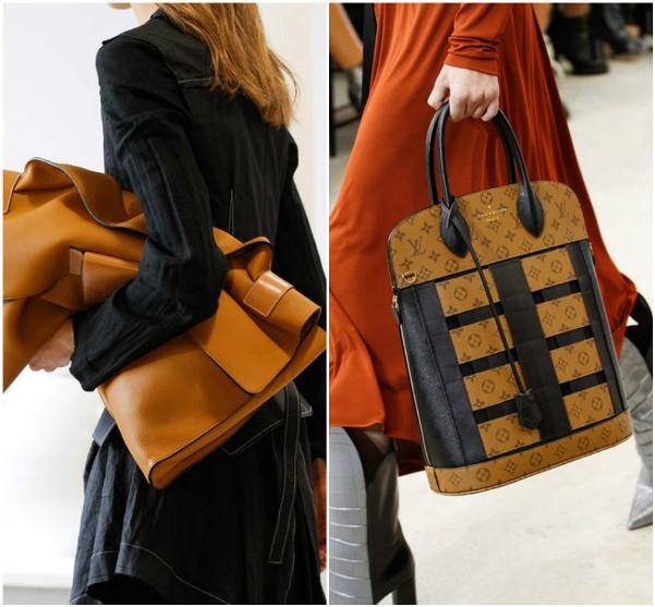 Большие сумки Loewe, Louis-Vuitton