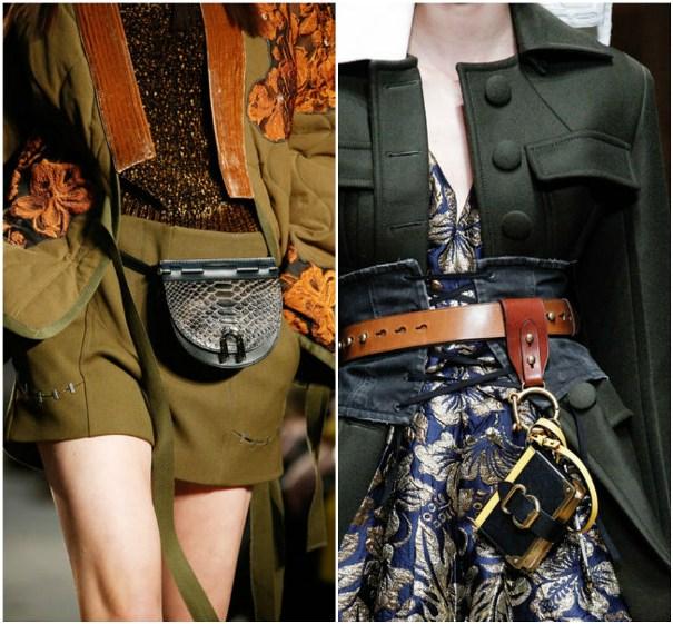 Поясные сумки Philip Lim, Prada