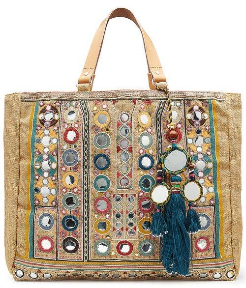 Star Mela, сумка бохо, летняя