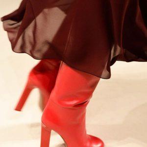 Женская обувь 2017-2018