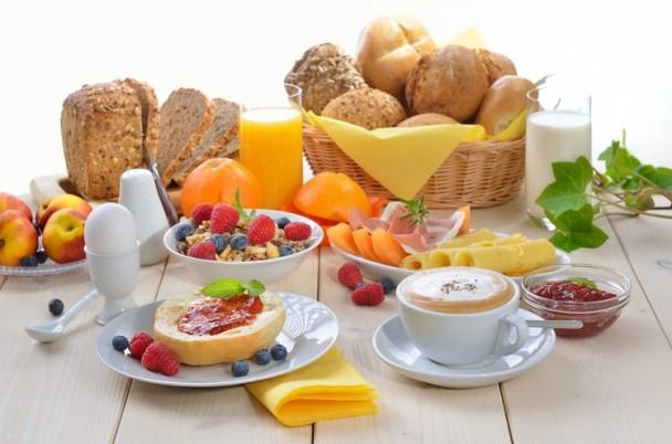 Варианты завтрака
