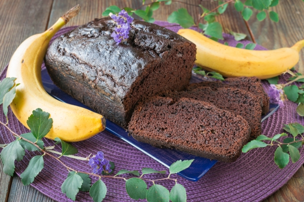 Банановый хлеб, рецепт