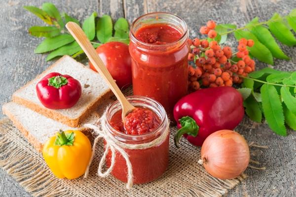 Рецепт домашнего кетчупас