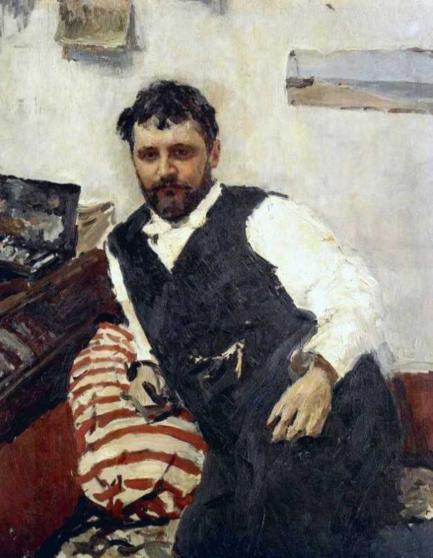 Портрет художника Константина Коровина