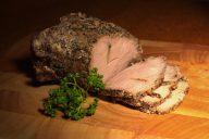 Свинина в духовке