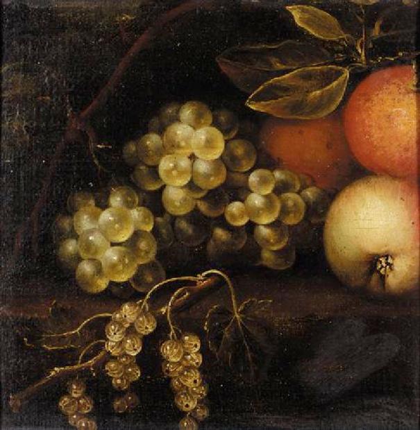 Natjurmort-iz-fruktov-Dzhordzh-Uiljam-Sartorius