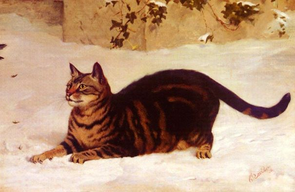 Потерянный шанс, 1881. Чарльз Бертон Барбер (1845-1894), британский художник. Частная коллекция