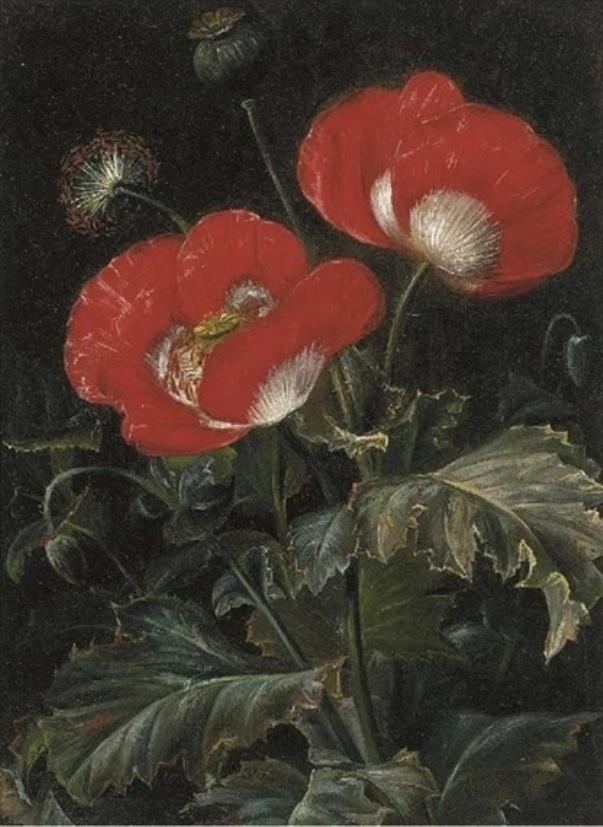 Maki-Yokhan-Lorants-Yyensen-1800-1856-datskiy-khudozhnik