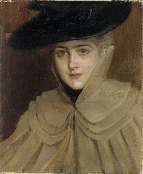 Portret-molodoy-zhenshchiny-1891-Albert-Edelfelt