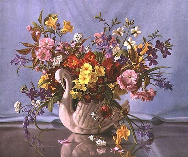 Романтика весны. Альберт Уильямс
