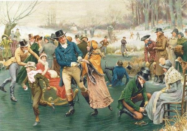 Счастливого Рождества. Фрэнк Дадд (1851–1929), британский художник