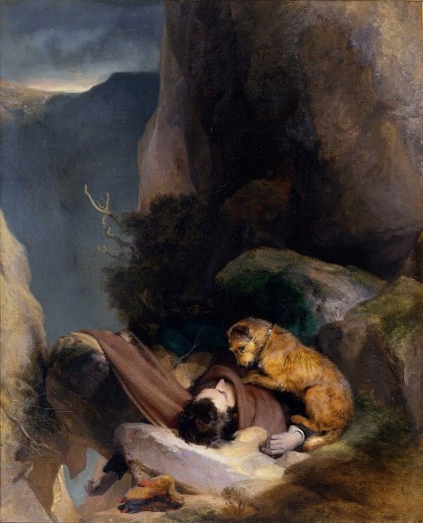 Присоединение, 1829. Эдвин Генри Ландсир (1802–1873), английский художник