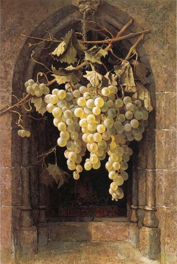 Виноград. Эдвин Дикин (1838-1923) британско-американский художник